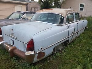 1953 lincoln Continental for sale