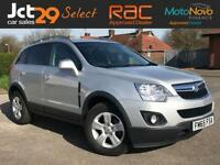 2015 65 VAUXHALL ANTARA 2.2 EXCLUSIV CDTI S/S + ONE OWNER FROM NEW