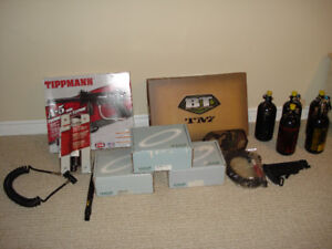 Paintball markers and gear for sale