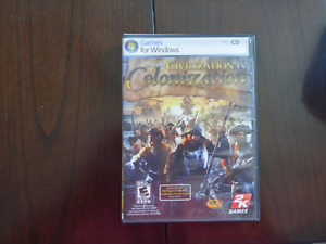 Civilization 2 and 4 for the pc