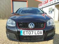 2007 VOLKSWAGEN GOLF 2.0 GT SPORT TDI 5D 168 BHP DIESEL