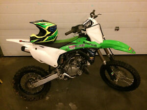 2014 kawasaki kx 85 great shape