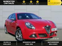 2015 Alfa Romeo Giulietta JTDM-2 EXCLUSIVE Hatchback Diesel Manual