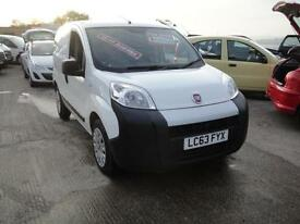 2013 Fiat Fiorino 1.3 Multijet Van. Only 42,000 miles. 1 owner with FSH.