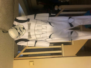 Star Wars costume size large brand new with tags