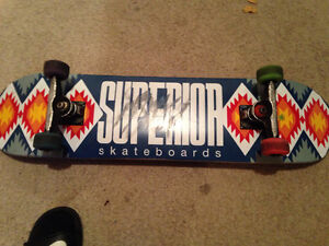 Skateboard complete set!