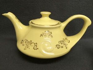 Collectible Antique Pearl China Co Lusterware Teapot London Ontario image 2