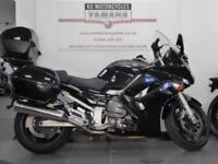10 REG YAMAHA FJR 1300 A WITH FULL LUGGAGE LOW MILES 1 PREVIOUS OWNER CALL NOW