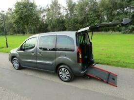 image for 2017 Peugeot Partner Tepee 1.6 Hdi WHEELCHAIR ACCESSIBLE DISABLED VEHICLE WAV MP