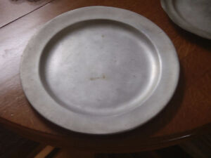 Large medal plate excellent condition