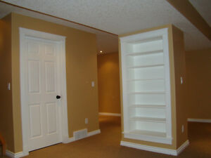 Interior finishing carpentry Strathcona County Edmonton Area image 2