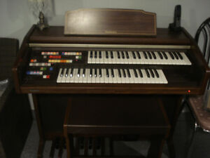 Technics sx-E18 (L) organ