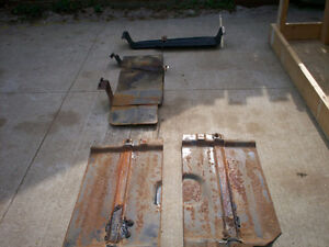 Early 90's Bronco, F150 4x4 TRANSFER CASE SKID PLATE Cambridge Kitchener Area image 3