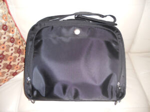 2 DELL & 1 Leather Laptop bags