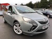 2014 Vauxhall Zafira 2.0 CDTi SRi 5dr 7 SEATS 29,000 MILES 5 door MPV