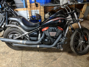 2009 Kawasaki VN900  Custom for parts  RPM Cycle