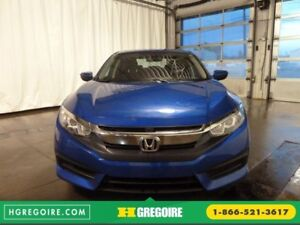 2017 Honda Civic LX AUTO BLUETOOTH CAMERA SIEGES CHAUFFANTS