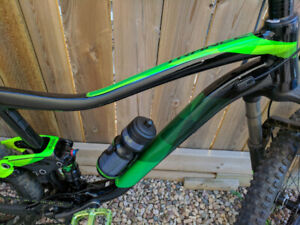 2017 Giant TRANCE 2 with lots of extras - Jasper / Hinton