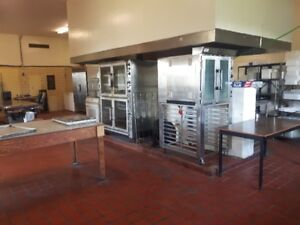 Commercial -KITCHEN FOR RENT