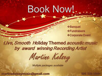 Looking for LiveMusic for your Holiday Event?