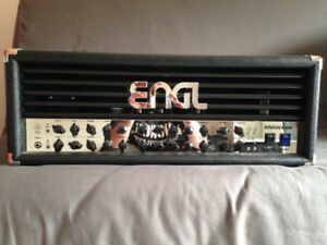 ENGL InVader 100Watt Amp Head and ENGL Z9 Midi Pedal