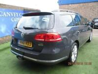 2011 Volkswagen Passat 1.6 TDI BlueMotion Tech SE 5dr
