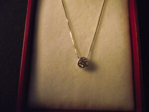 Diamond Necklace 375.00 firm