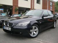 2007 07-Reg BMW 525 2.5TD auto d SE,DIESEL AUTO,FULL LEATHER,GREAT VALUE!!!