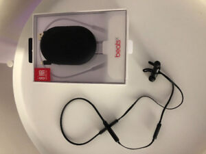 Beats by Dre beatsX wireless headphones