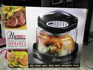Sylvania Portable DVD and NU WAVE OVEN