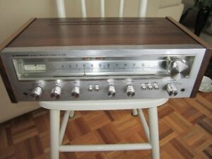 Pioneer SX-550 Vintage Stereo AM / FM Receiver