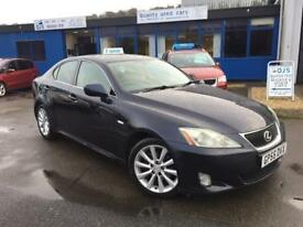 Lexus Is 250 Se Saloon 2.5 Manual Petrol