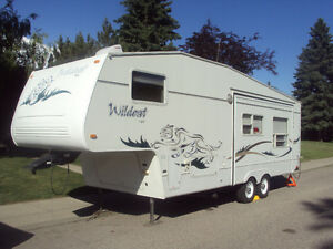 Forest River - 5th Wheel Wildcat