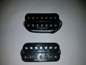Duncan designed 7 String Pickups