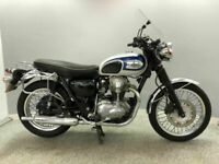 Kawasaki W650 / EJ650-A1/ Classic Style Motorcycle / Nationwide Delivery for sale  Hastings, East Sussex