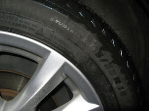 """Michelin X-Ice 205/55R16"""