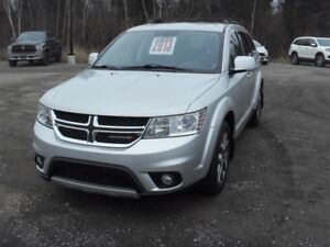 Dodge Journey FWD 4dr SXT 2013