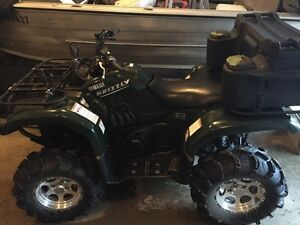 Buy or sell used or new atv in fort mcmurray atv for 2006 yamaha grizzly 660 battery
