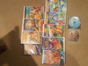 Land before time VHS/DVD