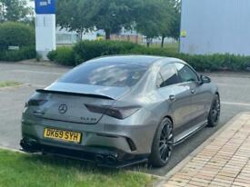 image for 2019 Mercedes-Benz CLA CLASS 2.0 CLA35 AMG (Premium Plus) 7G-DCT 4MATIC (s/s) 4d