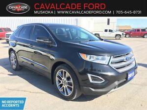 2015 Ford Edge Titanium - AWD