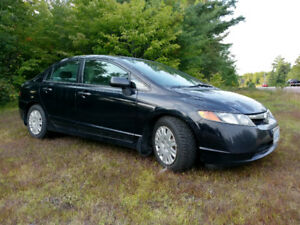 2006 Honda Civic DX Sedan- Safetied