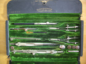Eugene Dietzgen Co. Drafting Tool Set Oakville / Halton Region Toronto (GTA) image 2