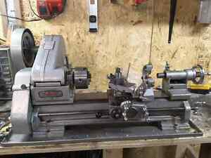 Rare and Complete Myford ML10 metal lathe