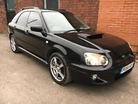 Subaru Impreza Wrx Turbo Estate 2.0 Manual Petrol