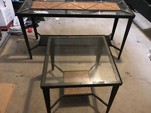 Wrought iron coffee table set - $100 Oakville / Halton Region Toronto (GTA) image 2