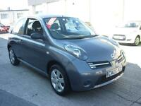 2006 Nissan Micra 1.2 16v Activ Finance Available