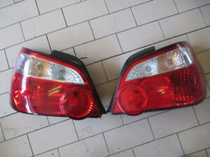 JDM 04-07 Subaru Impreza WRX STi Sedan Rear kouki Tail Lights