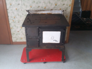 Old wood stove ( sold)