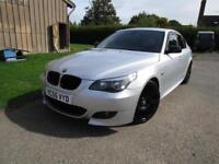 BMW 520 2.0TD 2006MY d M Sport***LOW MILES***